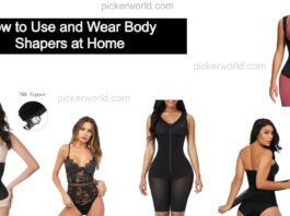 How to Use and Wear Body Shapers at Home