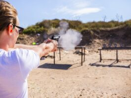 Important Public Shooting Range Maintenance and Cleaning Practices