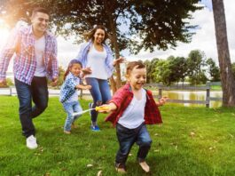 How To Promote Healthy Habits in Your Family This Fall